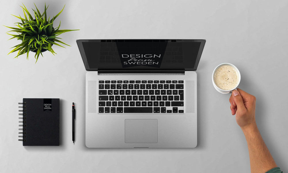 Webdesign webbplats Design from Sweden