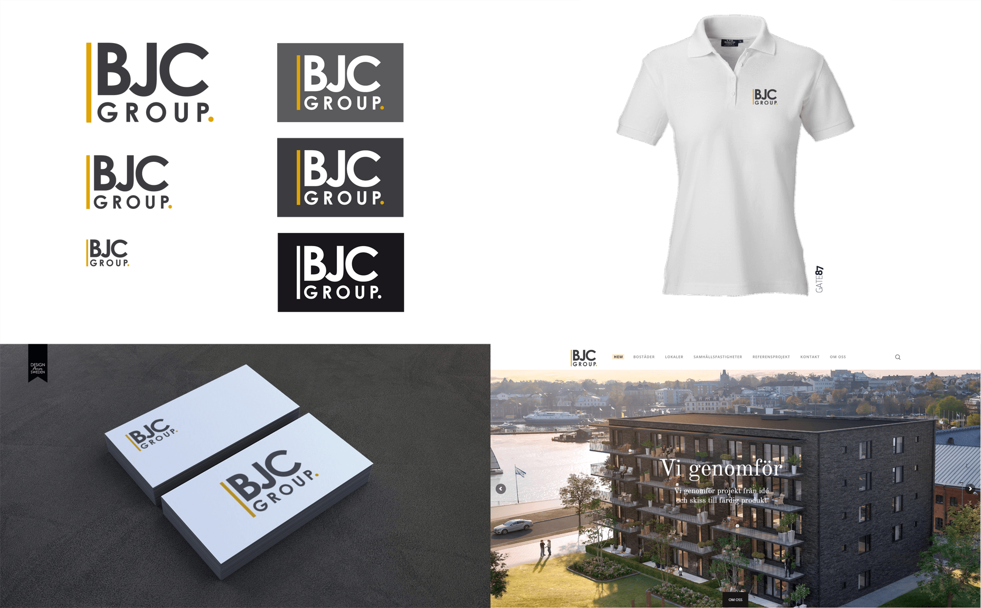 BJC Group Mockup logotyp