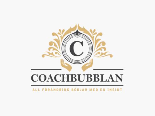 Coachbubblan logo